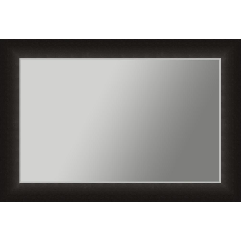 V-1012 Vanity Mirror 36 x 48 Espresso Frame 3 Inch | Artforhotel
