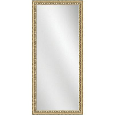 F 1602 Silver Frame 24 X 60 Full Length Mirror 2 1 Inch Width