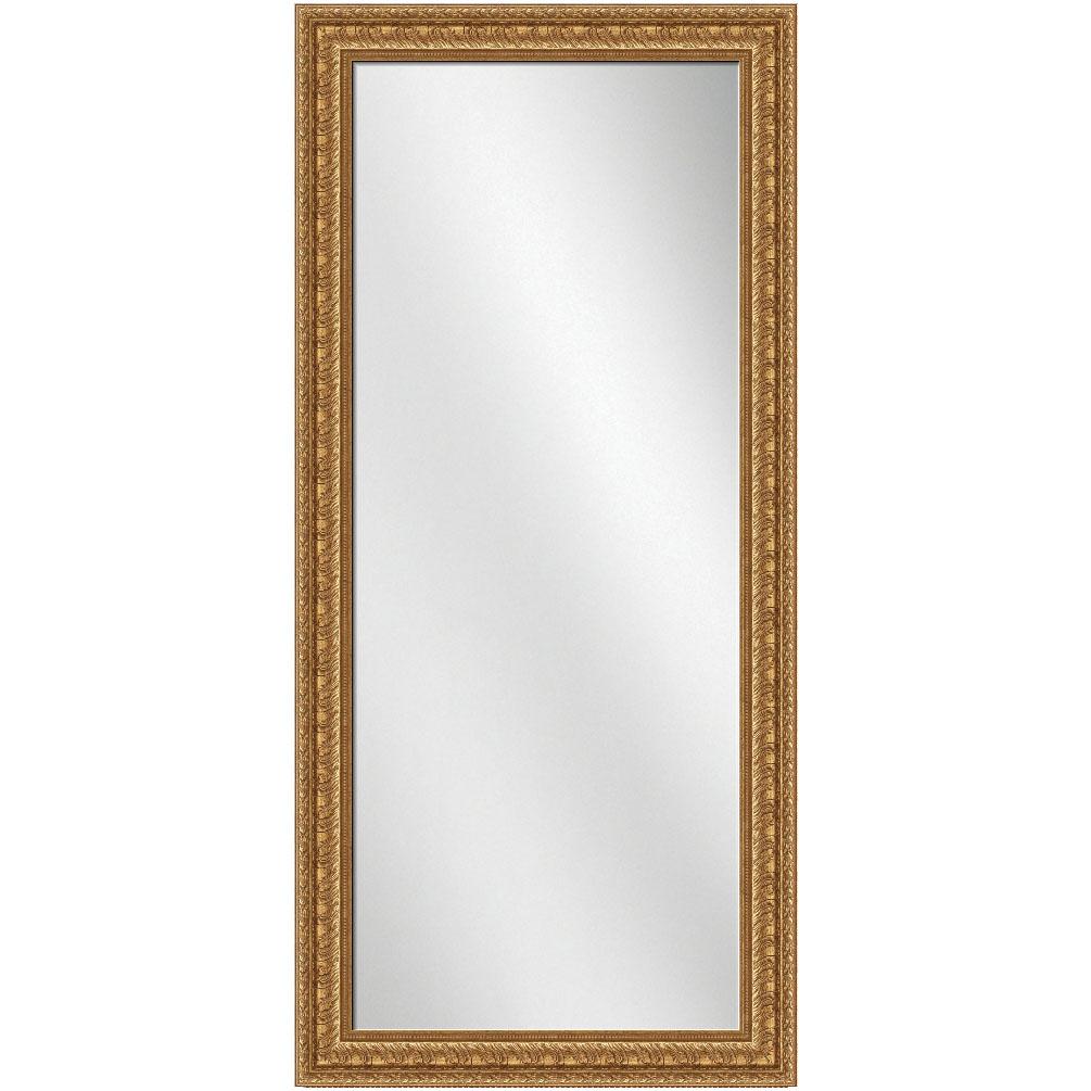 F 1780 Gold Frame 24 X 60 Full Length Mirror