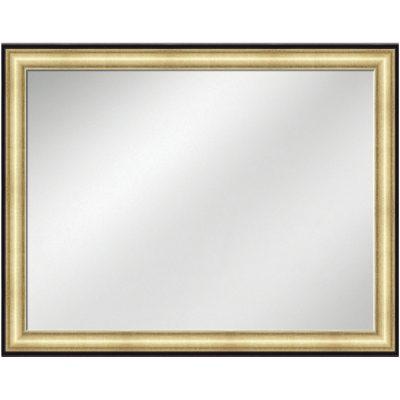 V 1000 Vanity Mirror 36 X 48 Stainless Silver Frame 2 Inch Artforhotel