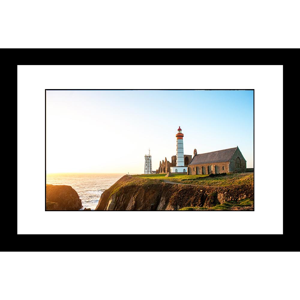 LH-5814 LightHouse 24 x 36 Framed Available In Custom
