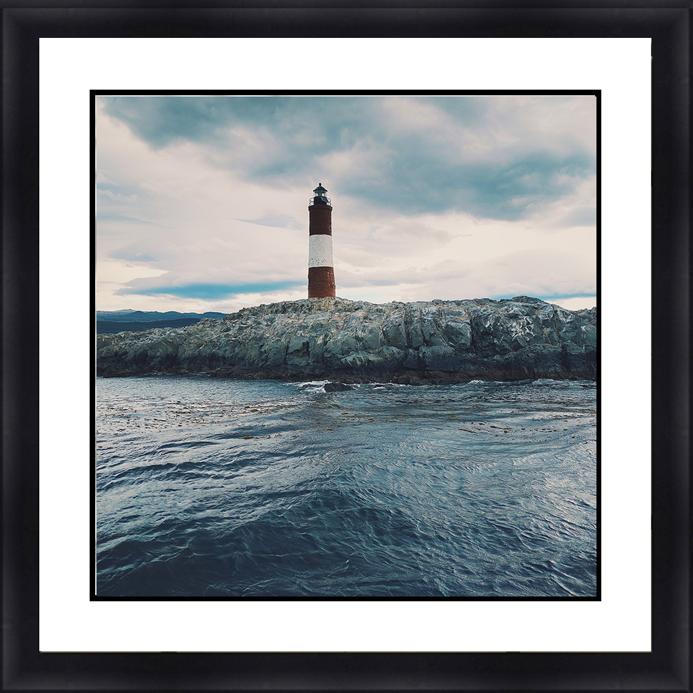 Amazon.com: GREATBIGCANVAS Lighthouse and Seascape, Fanad