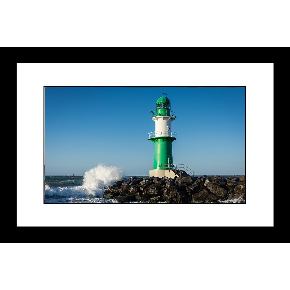LH-5841 LightHouse 24 x 36 Framed Available In Custom